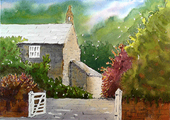 English-Cottage