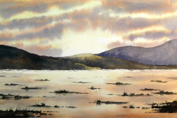 Comprehensive Online Watercolor Course