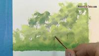 Watercolor Lesson Free